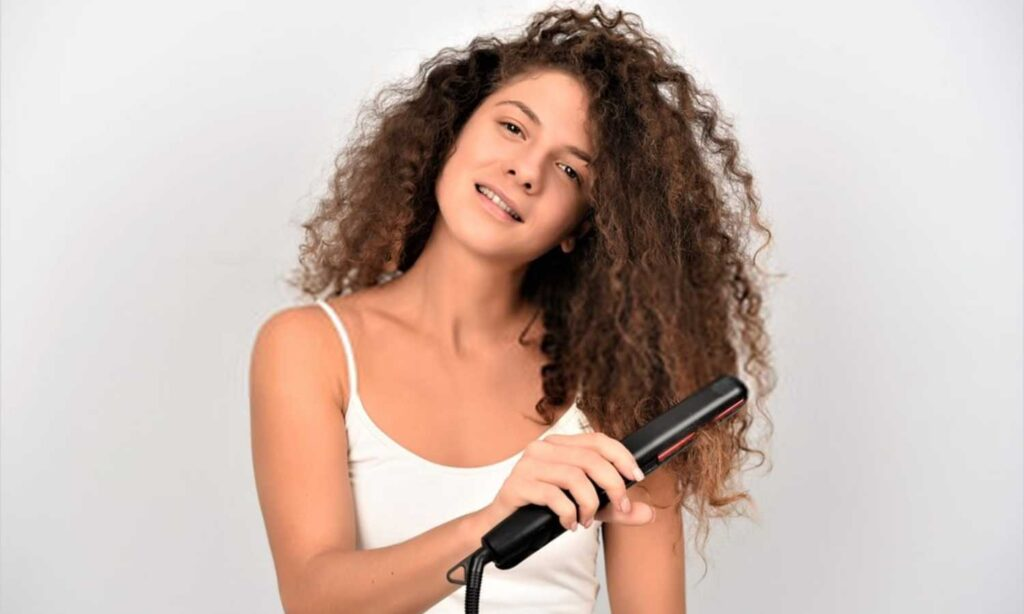 Best Straightener for Thick Curly Hair